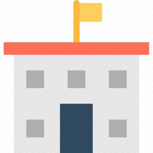 academy, college, institute, school building, university icon