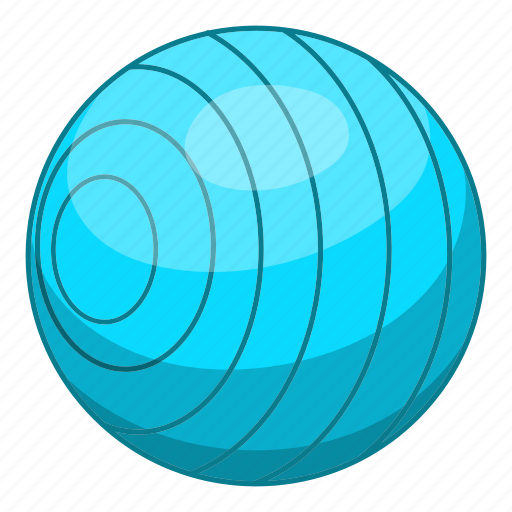 Ball, beach, blue, cartoon, play, summer, toy icon - Download on Iconfinder