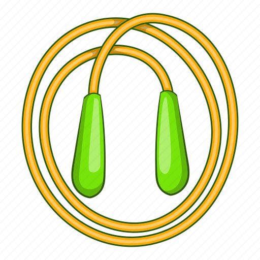 Cartoon, design, fitness, game, image, long, rope icon - Download on Iconfinder