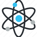 atom, bonding, chemistry, electron, molecule icon