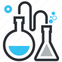 chemistrey, lab, learn, science icon