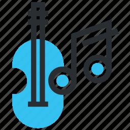 bass, instrument, learn music, music, vialon icon
