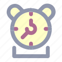 clock, education, schedule, school, time icon