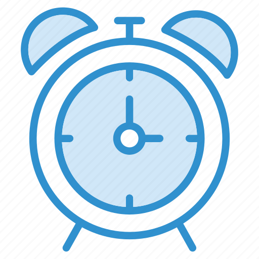 alarm, bell, clock, time icon icon