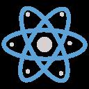atom, atomic, molecule, science icon icon