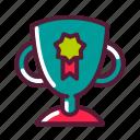 cup, education, prize, trophy