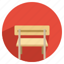 chair, furniture, househol icon