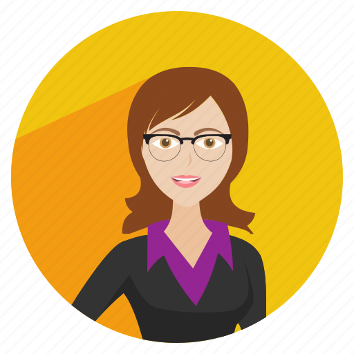 Girl, lady, user, woman icon - Download on Iconfinder