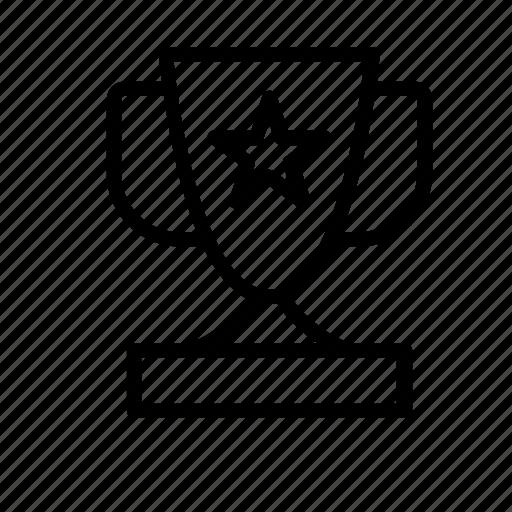 best, cup, trophy, winner icon