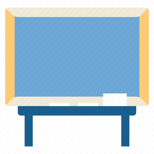 blackboard, board, education, school, student, study, whiteboard icon