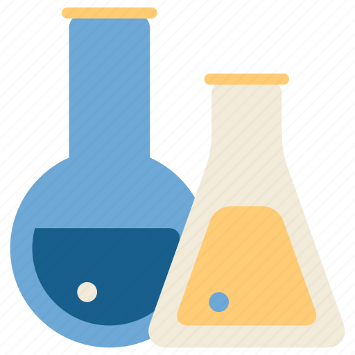 chemical, chemistry, education, school, student, study, tube icon