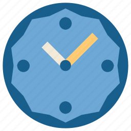 clock, education, school, student, study, time, watch icon