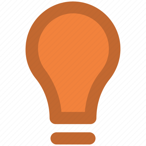 bulb, electric light, electrical bulb, energy, light, lightbulb, luminaire icon