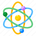 atom, education, knowledge, nature, research, science, universe