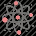 physics, react, science icon