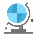globe, science, world icon