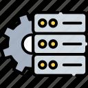 code, coding, development, gear, gear network, network, programming icon