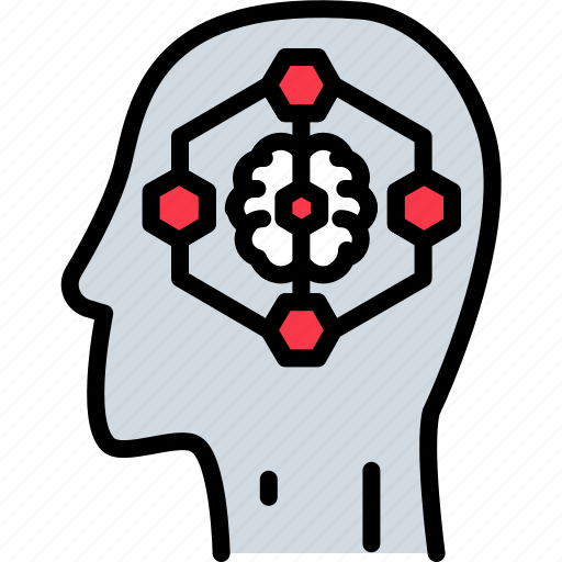 ai, artificial, artificial intelligence, intelligence, network, neural, neural network icon