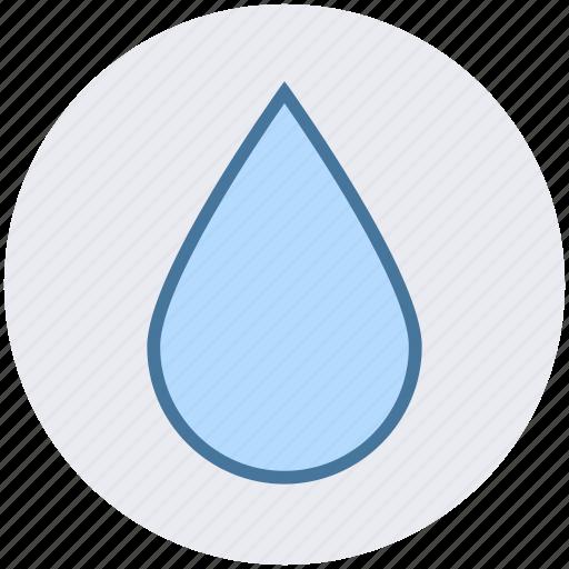 blood, drop, droplet, rain, science, water, water drop icon