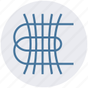 einstein, oscillatory, science, technology, waves icon