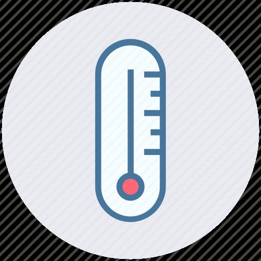 celsius, fahrenheit, hot, medical, science, temperature, thermometer icon