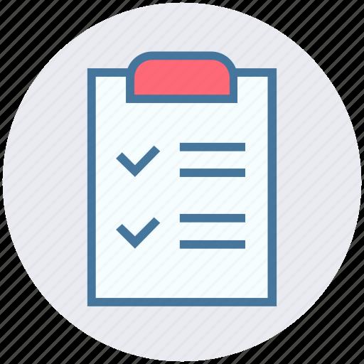 article, clipboard, list, molecule, notes, science article icon