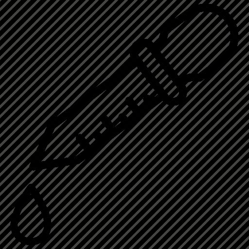 Pipette, dropper, medicine icon - Download on Iconfinder