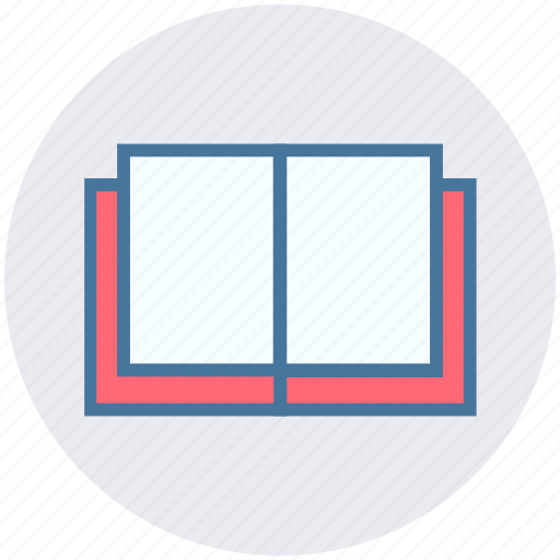 book, education, open book, read, science, study, teaching icon