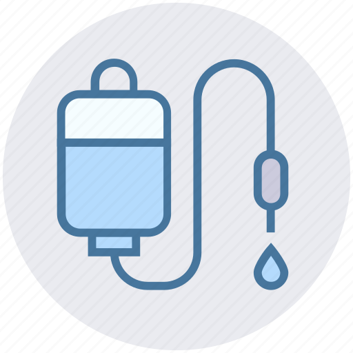 bottle, drip, energy, infusion, medical, treatment icon