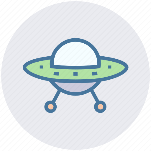 aliens, astronaut, astronomy, science, ship, space, spaceship icon