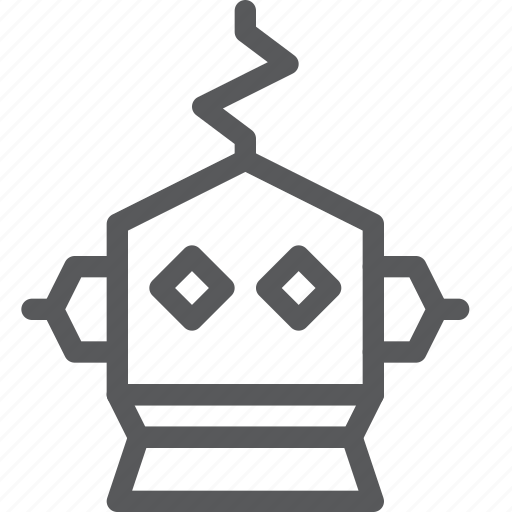 ai, artificial, intelligence, robot, science, technology icon