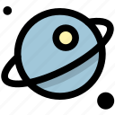 earth, space, technology icon