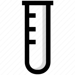 chemistry, experiment, physical, science, tentative, tube icon