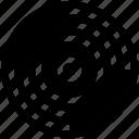 album, cd, disc, multimedia, science, storage icon