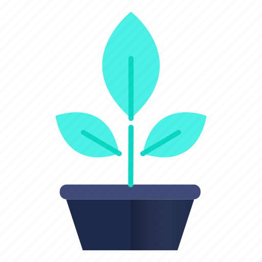 botany, environment, garden, leaf, nature, plant, science icon