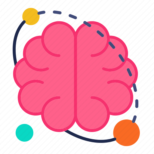 brain, creativity, idea, mind, science, thinking icon