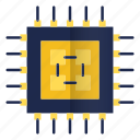 science, chip, cpu, hardware, computer, microchip, processor