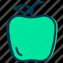 apple, fruit