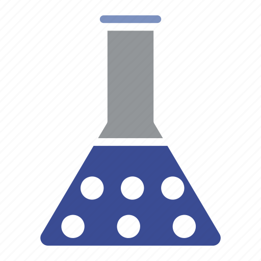 Beaker, chemical, equipment, experiment, tube icon - Download on Iconfinder