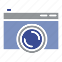 camera, digital, media, movie, record icon