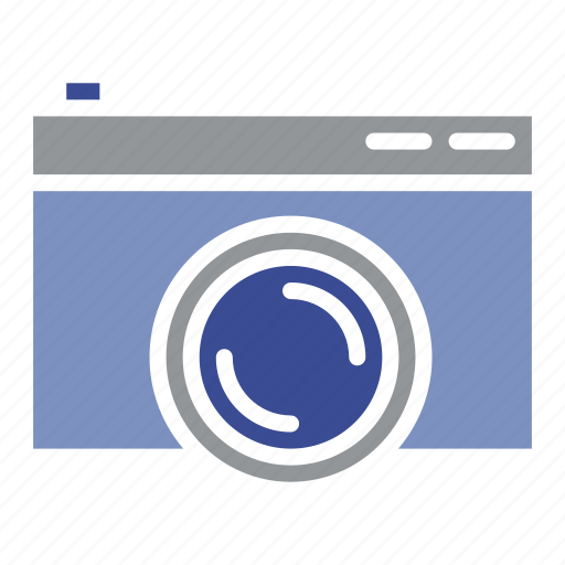 Camera, digital, media, movie, record icon - Download on Iconfinder