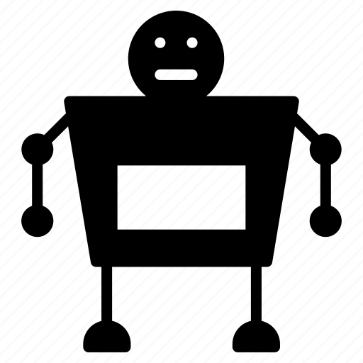 Arm, automation, cyborg, robot, robotics icon - Download on Iconfinder