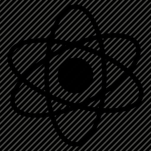 Atom, design, element, marketing, molecular icon - Download on Iconfinder
