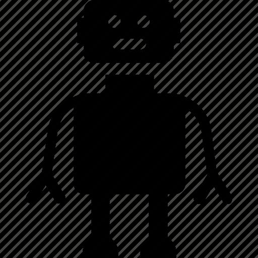 automaton, bionic, machine, robot, robotic icon