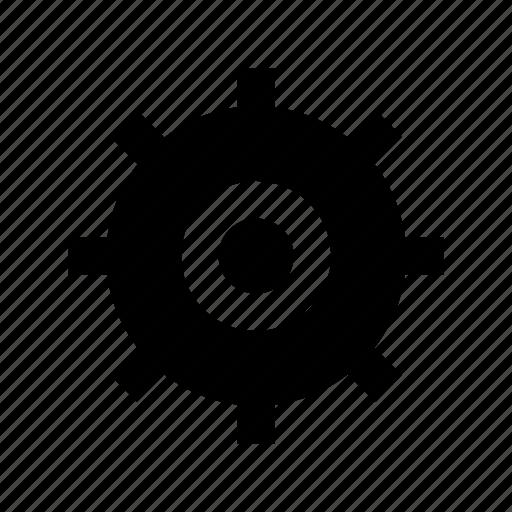 cog, cogwheel, gear, gearwheel, setting icon