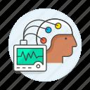science, activity, electroencephalogram, monitoring, eeg, wave, technology, futuristic, reader, brain