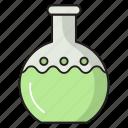 experiment, beaker, science, lab, flask