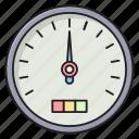 reading, meter, measure, gauge, pressure