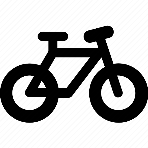 bicycle, cycle, cycling, transport, vehicle icon