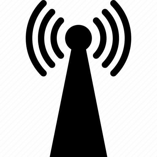 antenna, network, technology, tower, wifi tower icon